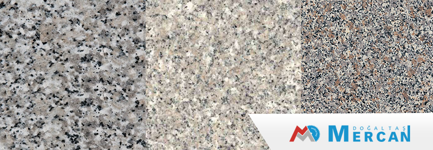 granit cesitleri